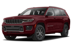 Picture of the 2021 Jeep Grand Cherokee L