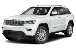 Picture of the 2021 Jeep Grand Cherokee