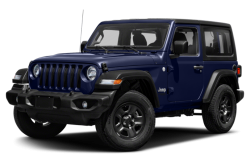 Picture of the 2021 Jeep Wrangler