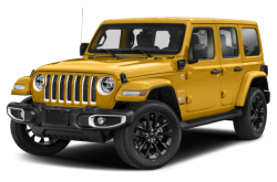 Picture of the 2021 Jeep Wrangler Unlimited 4xe