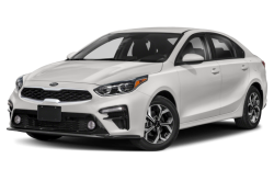 Picture of the 2021 Kia Forte