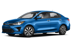 Picture of the 2021 Kia Rio
