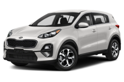 Picture of the 2021 Kia Sportage