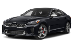 Picture of the 2021 Kia Stinger