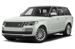 New 2021 Land Rover Range Rover