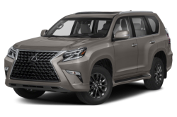 Picture of the 2021 Lexus GX 460