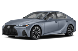 Picture of the 2021 Lexus IS 350