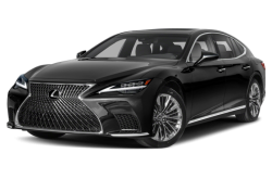 Picture of the 2021 Lexus LS 500