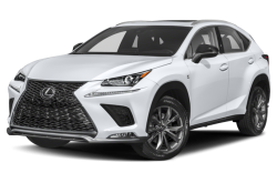 Picture of the 2021 Lexus NX 300