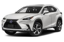 Picture of the 2021 Lexus NX 300h
