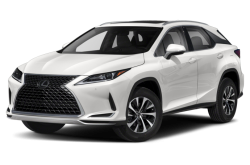 Picture of the 2021 Lexus RX 350