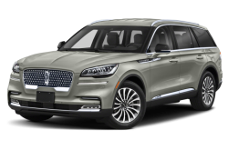 Picture of the 2021 Lincoln Aviator