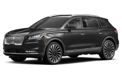 Picture of the 2021 Lincoln Nautilus