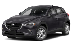 Picture of the 2021 Mazda CX-3