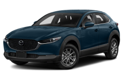 Picture of the 2021 Mazda CX-30