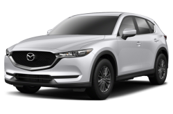 Picture of the 2021 Mazda CX-5
