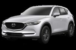 Picture of the 2021 Mazda CX-5