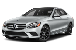 Picture of the 2021 Mercedes-Benz C-Class