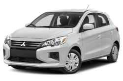 Picture of the 2021 Mitsubishi Mirage
