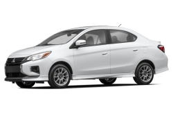 Picture of the 2021 Mitsubishi Mirage G4