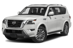 Picture of the 2021 Nissan Armada