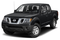 Picture of the 2021 Nissan Frontier