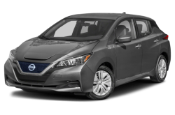 Picture of the 2021 Nissan LEAF
