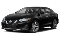 Picture of the 2021 Nissan Maxima