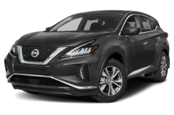 Picture of the 2021 Nissan Murano