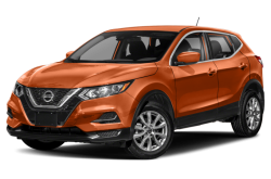 Picture of the 2021 Nissan Rogue Sport