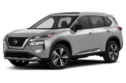 Picture of the 2021 Nissan Rogue