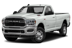 Picture of the 2021 RAM 2500