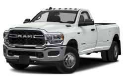 Picture of the 2021 RAM 3500