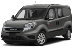 Picture of the 2021 RAM ProMaster City