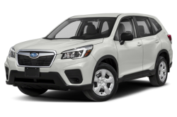 Picture of the 2021 Subaru Forester