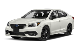 Picture of the 2021 Subaru Legacy