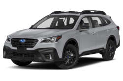 New 2021 Subaru Outback