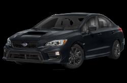Picture of the 2021 Subaru WRX