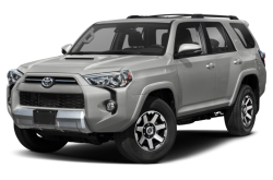 Picture of the 2021 Toyota 4Runner