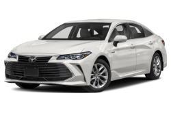 Picture of the 2021 Toyota Avalon Hybrid