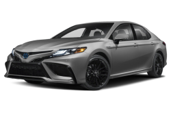 Picture of the 2021 Toyota Camry Hybrid