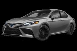 New 2021 Toyota Camry Hybrid