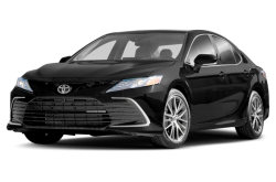 Picture of the 2021 Toyota Camry
