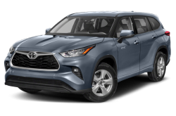 Picture of the 2021 Toyota Highlander Hybrid