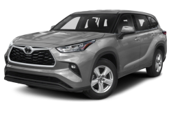 Picture of the 2021 Toyota Highlander
