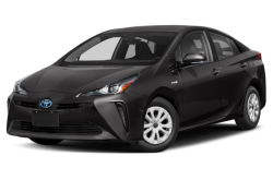 Picture of the 2021 Toyota Prius
