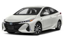 Picture of the 2021 Toyota Prius Prime