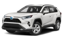 Picture of the 2021 Toyota RAV4 Hybrid