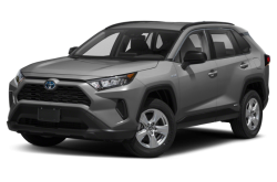 Picture of the 2021 Toyota RAV4