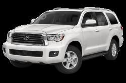 New 2021 Toyota Sequoia